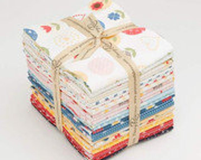 Gretel Fat Quarter Bundle by Amy Smart for Penny Rose Designs - 24 Pieces