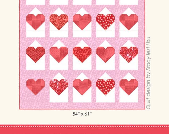 Be My Valentine Pattern from Stacy Iest Hsu
