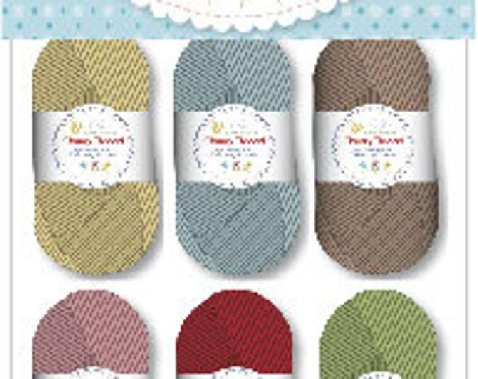 Lori Holt - Chunky Thread #1 Sampler Package by Bee in my Bonnet for Riley Blake Designs