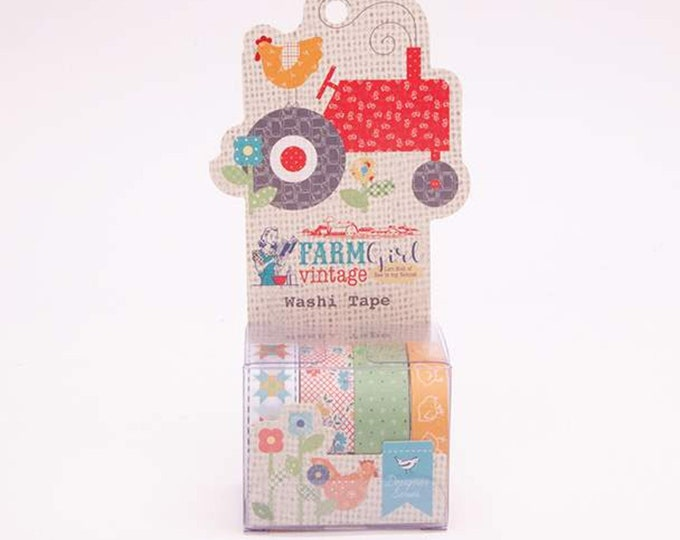 Lori Holt Farm Girl Vintage Washi Tape