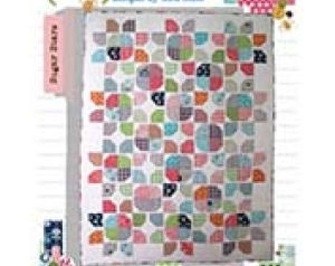 Sugar Stars Quilt Pattern by Lori Holt of Bee in my Bonnet