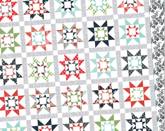 Grace Quilt Pattern from Thimble Blossoms by Camille Roskelley