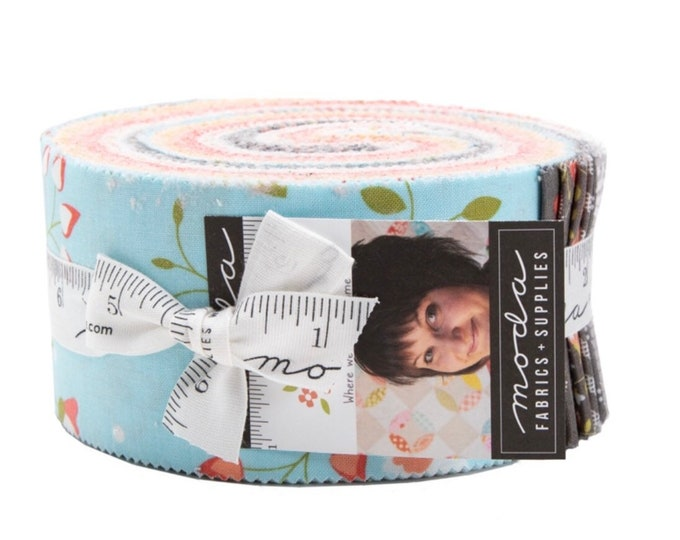 Sugarcreek Jelly Roll by Corey Yoder for Moda - 42 Pieces