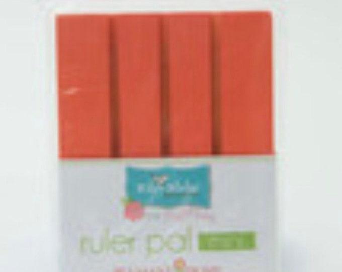 Pleasant Home Mini Ruler Pad - Coral