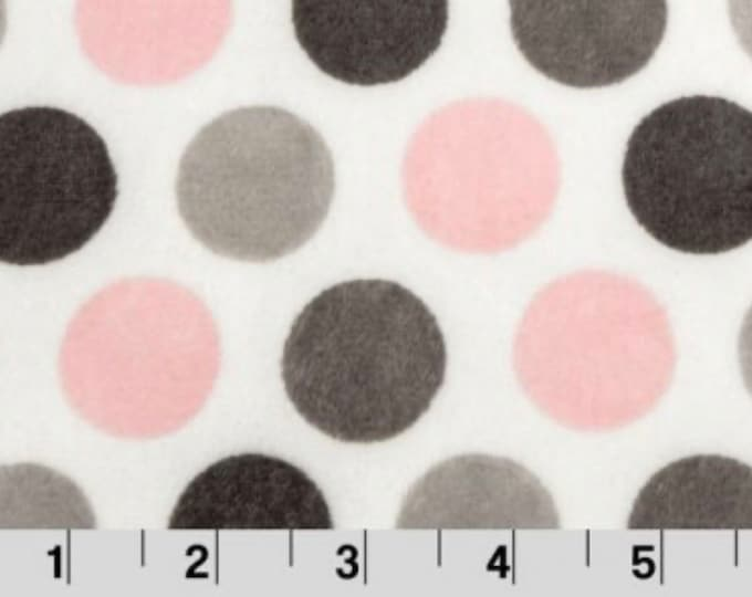 Mod Dot Cuddle® Blush/Silver