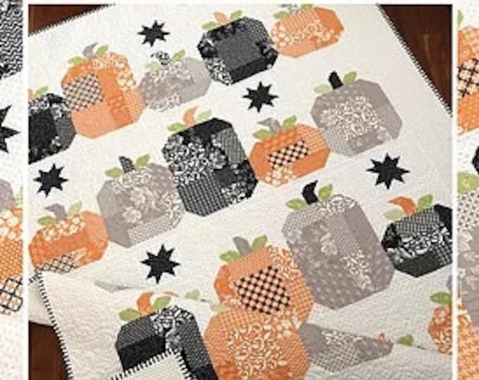 Hocus Pocus Quilt Pattern by Margot Languedoc for The Pattern Basket