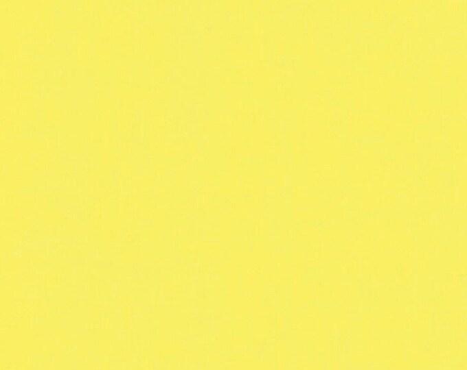 Moda Bella Solids Lemon