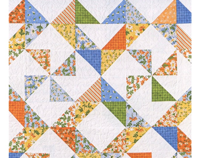 MSQC Happy Hearts Quilt Pattern