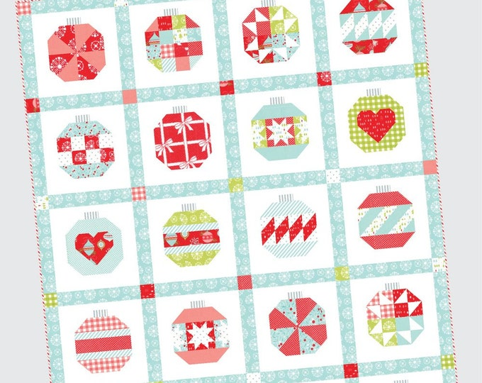 Vintage Holiday 2 Quilt Pattern from Thimble Blossoms by Camille Roskelley