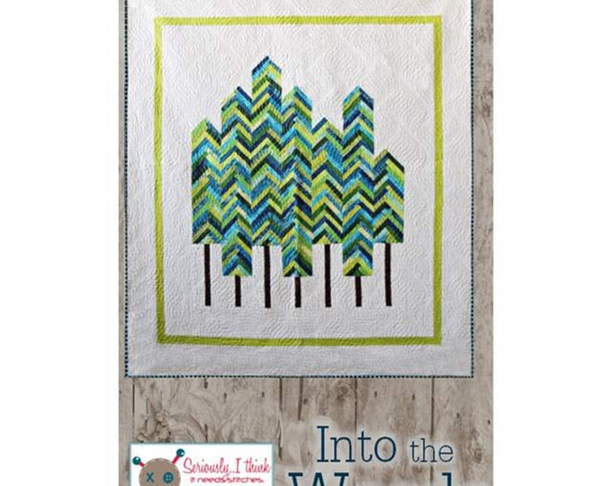 Kelli Fannin Into The Woods Quilt Pattern
