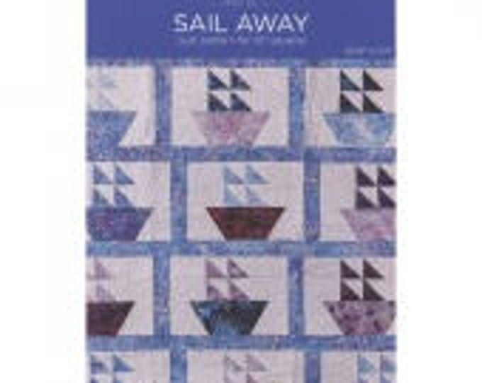 """MSQC Sail Away Quilt Pattern for 10"""" Squares"""