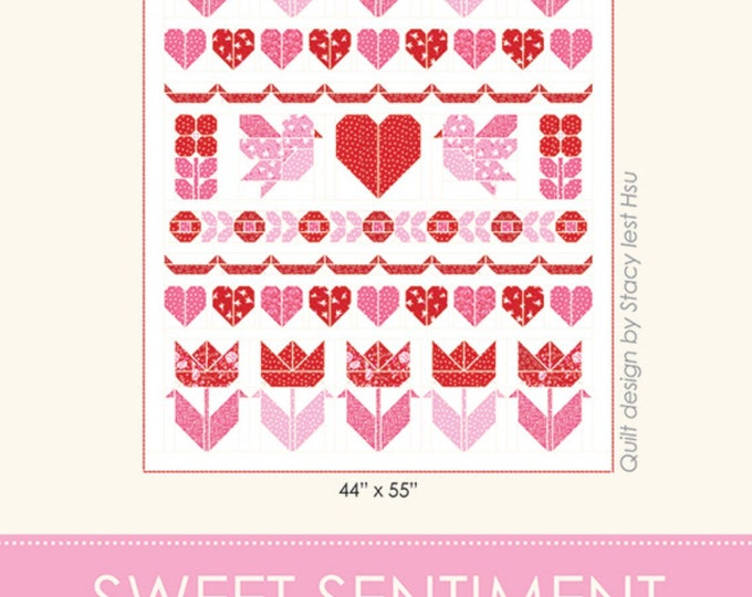 Sweet Sentiment Pattern from Stacy Iest Hsu
