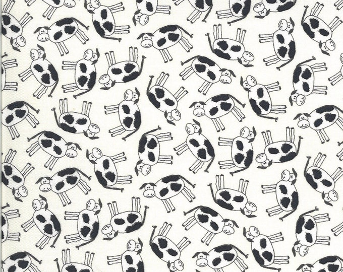 Moda Animal Crackers  FLANNEL - by Sweetwater