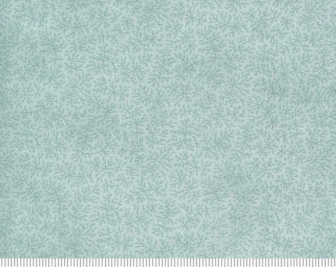 Moda Sanctuary Tranquil Mint Fabric by 3 Sisters