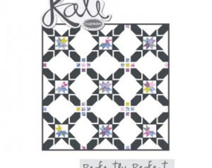 Kati Cupcake - Perfectly Perfect Quilt Pattern