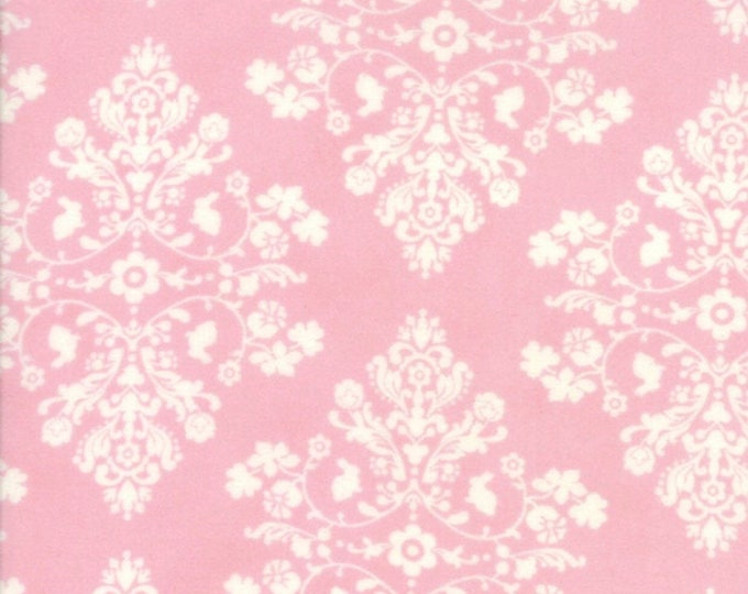Moda Lily Will Revisited  FLANNEL - by Bunny Hill Designs
