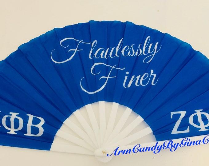 Flawlessly FINER Fan!