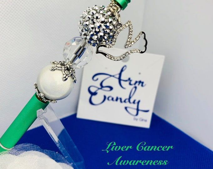 Liver Cancer Awareness Pen