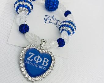 ZPHIB Chunky Bead Bracelet