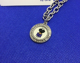 Zeta Amicette History Bracelet