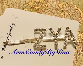 Zeta Youth Auxiliary Z.Y.A. Hair Clip