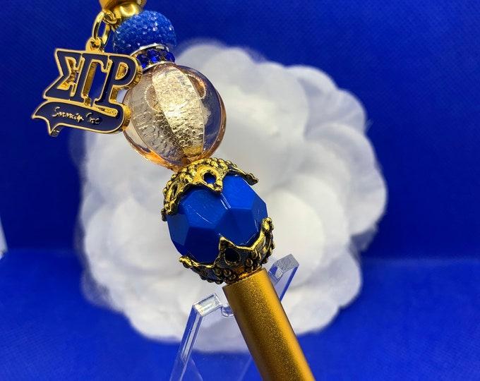 Sigma Gamma Rho RHOyalty Pen