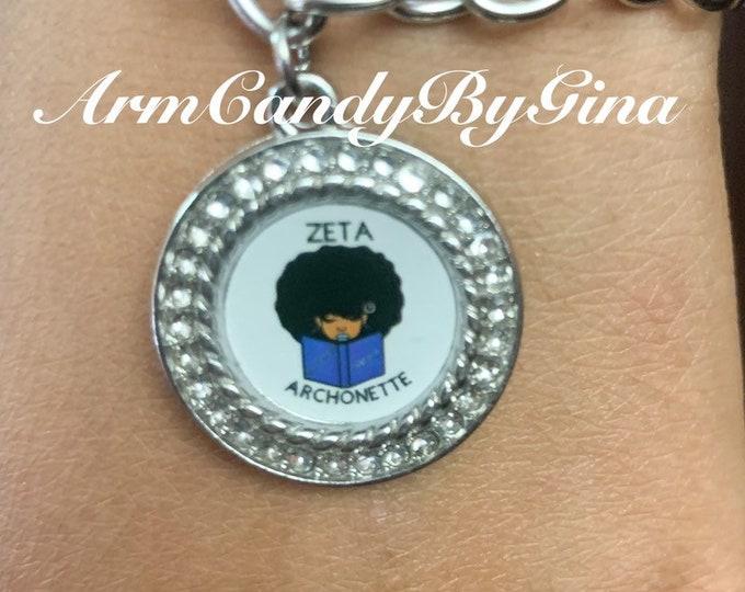 Zeta Archonette Bracelet