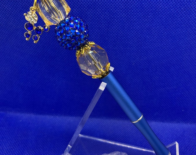 Sigma Gamma Rho RHOYALTY Blue Pen