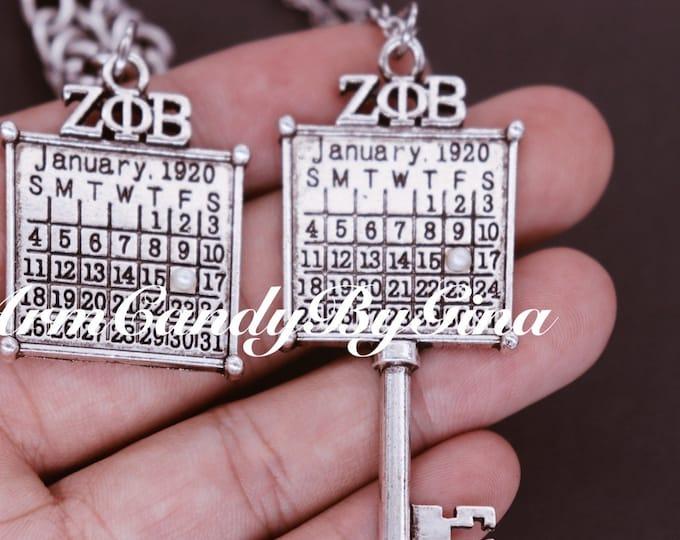 January 16, 1920 Key Jewelry Set