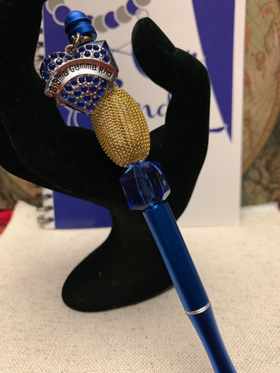 Sigma Gamma Rho Inspired Pen
