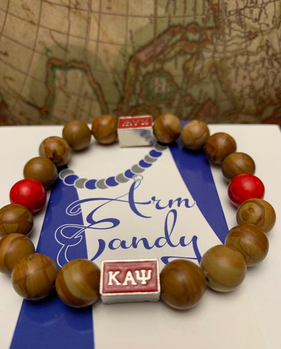 KΑΨ Wood Bracelet