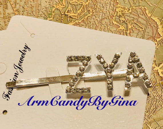 Zeta Youth Auxiliary Z.Y.A. Hair Clip