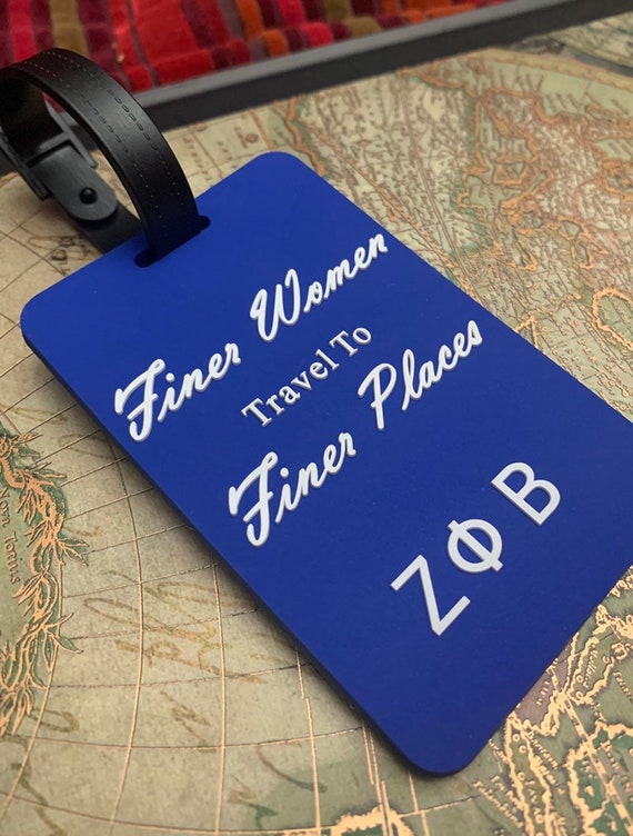 Finer Women Travel to Finer Places