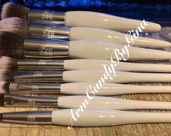 Finer Face Make Up Brush Set