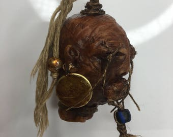 Tribal Shrunken Head