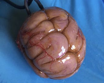 Juicy brain pendant