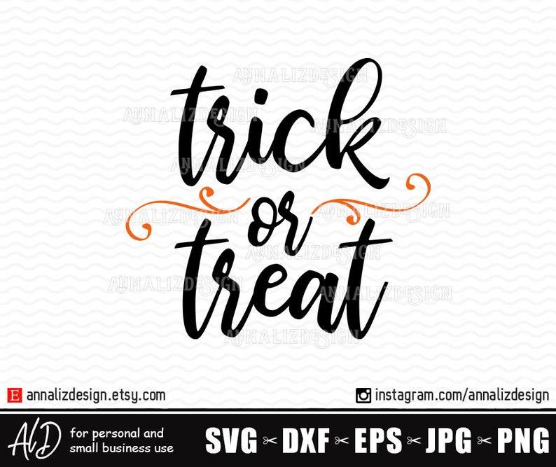 Fall Svg JPG Pumpkin Svg Boo svg Halloween svg Trick or Treat Bag svg Kids halloween svg PNG Spooky svg Trick or treat svg DXF
