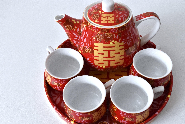Чайные наборы и сервизы с логотипом. Нанесение товарного знака