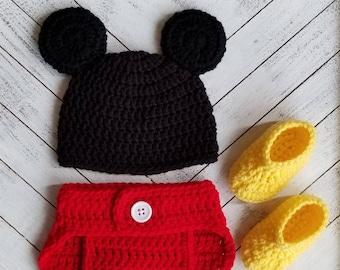 Disney Mütze Häkeln Etsy