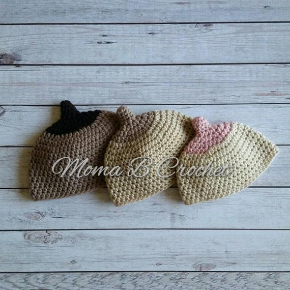 29a092a6ec8 Crochet Boobie Hat Boob Hat Breastfeeding Hat Nursing Hat