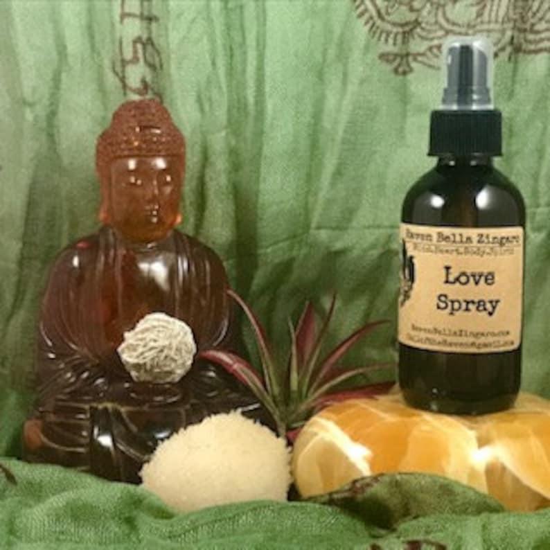 Love Aromatherapy Spray 4oz image 1