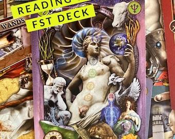 SPECIAL! 30 min Reading & Farrago Spiritum Tarot Deck