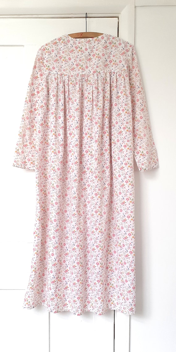 Pink Floral Nightdress - image 6