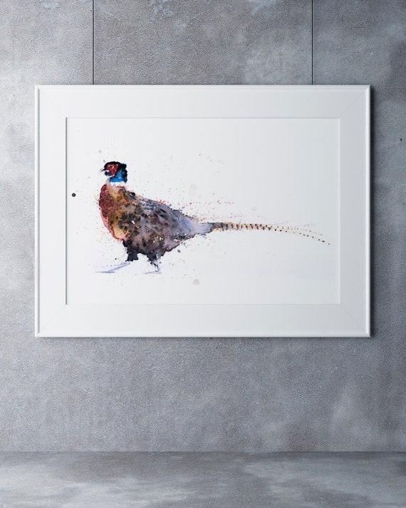 26505466518e9 Watercolour Paintings and Prints by Syman Kaye