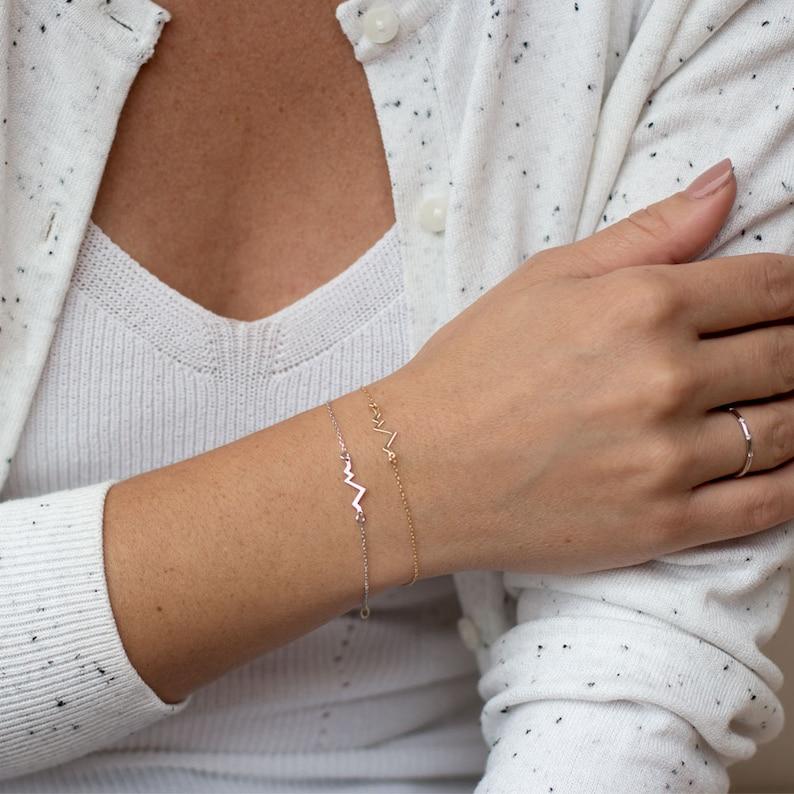 BEAT Bracelet Sterling Silver 925