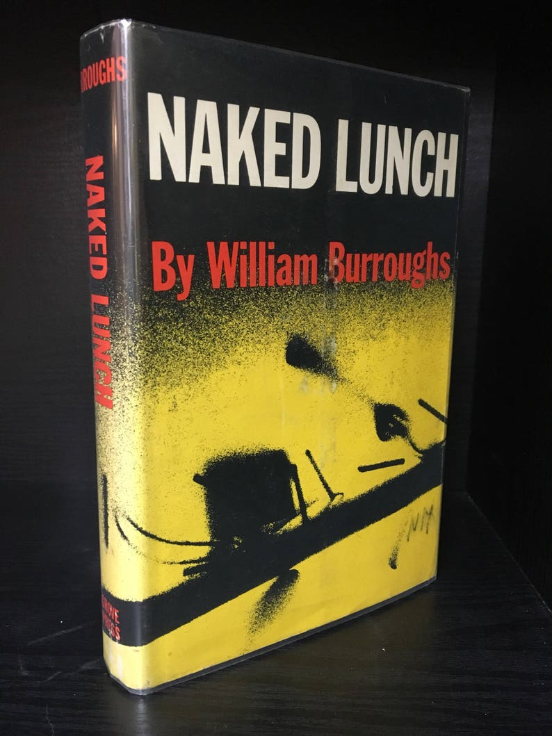 The naked lunch by william s burroughs