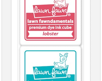 Lawn Fawn Ink Cube Pack - Candy Store