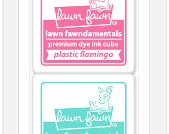 Lawn Fawn Ink Cube Pack - Gazebo