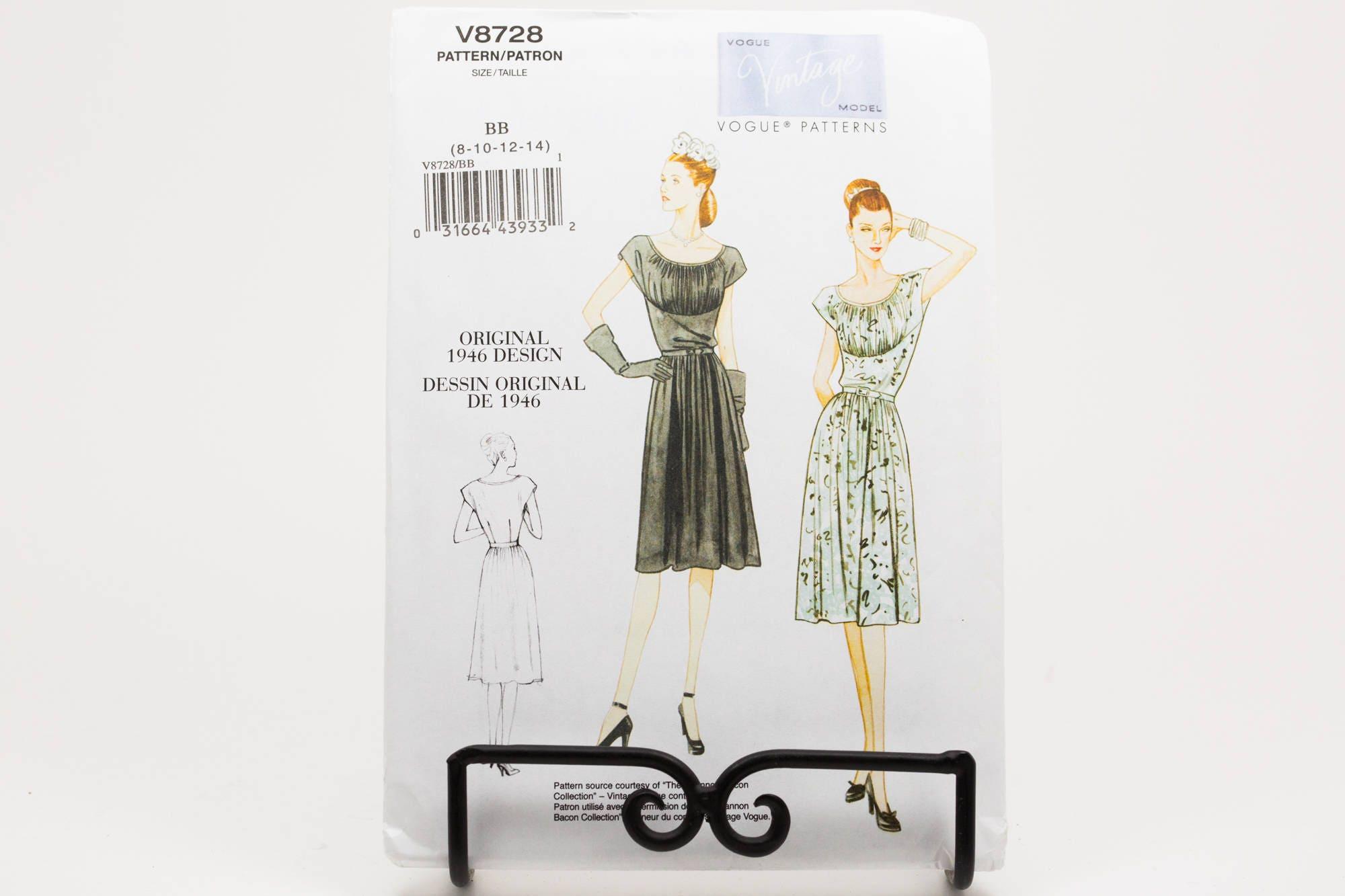 gown patterns evening Vintage