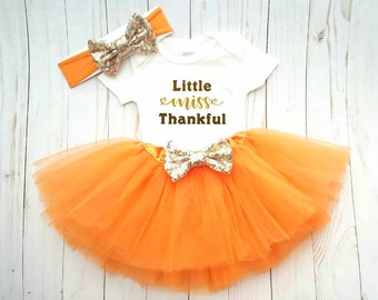 8073814f7 First Thanksgiving Tutu Baby Girl Outfit 1st Thanksgiving